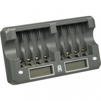 ЗУ Watson на 8 аккумуляторов AA / AAA NiMH / NiCd