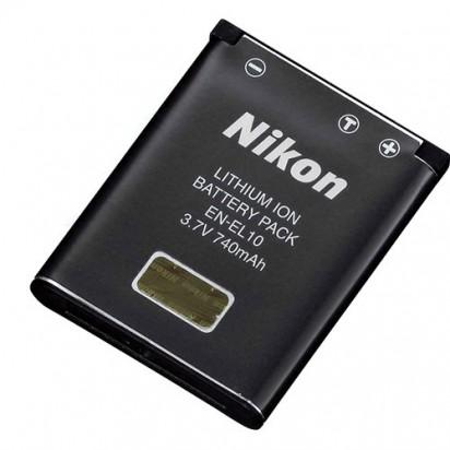 Аккумулятор Nikon EN-EL10