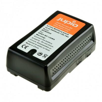 Аккумулятор Jupio V-Mount LED Indicator 14.4v 8800 mah (130Wh) (D-Tap and USB 5v DC Output)