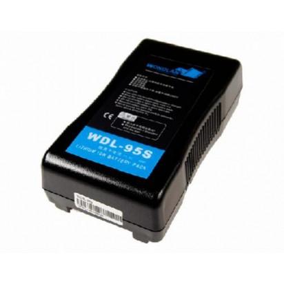 Аккумулятор Wondlan ET-95A/S Li-ion Battery V-Mount