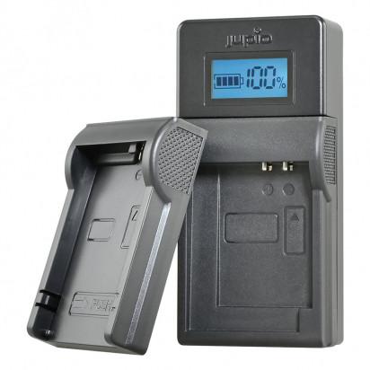 Зарядное устройство Jupio USB Brand Charger for Canon 7.2V-8.4V batteries