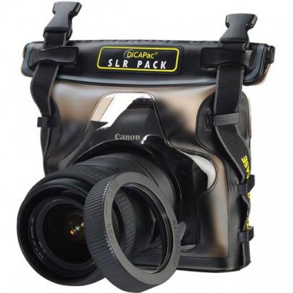 Водонепроницаемый чехол для цифровых фотокамер DiCAPac WP-S10 (аквабокс)