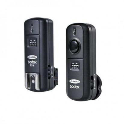 Радиосинхронизатор Godox FC16 Canon Kit