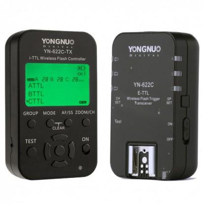 Радиосинхронизатор Yongnuo YN-622С для Canon kit