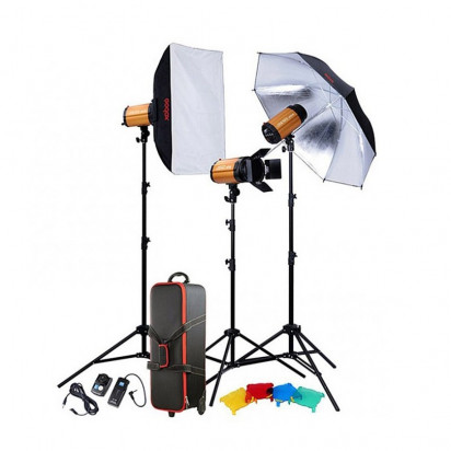 Комплект студийного оборудования Godox 300SDI-D Smart