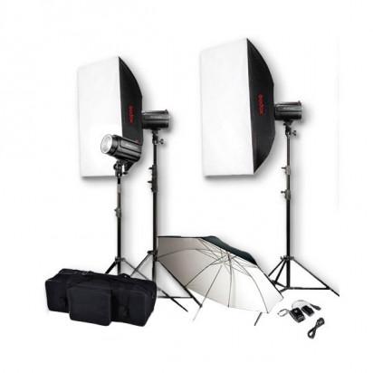Комплект студийного оборудования Godox Mini Pioneer Kit 160