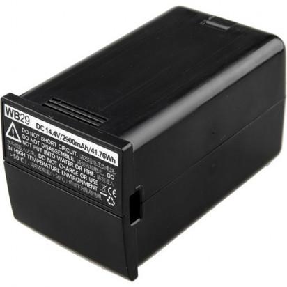 Аккумулятор Godox WB29 для AD200 Pocket Flash (14.4V, 2900mAh)