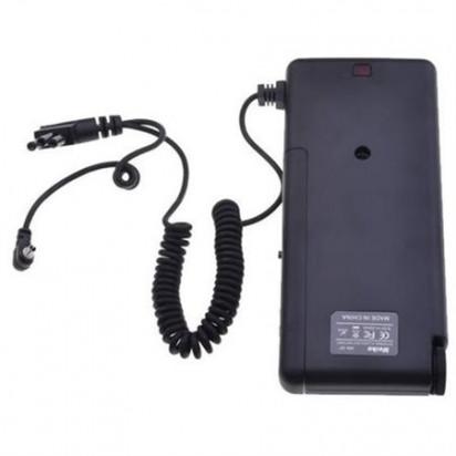Батарейный блок для вспышки MeiKe MK-SD8a (CP-E4) Compact Battery Pack