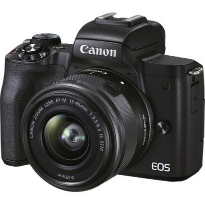 Фотоаппарат Canon EOS M50 Mark II Body
