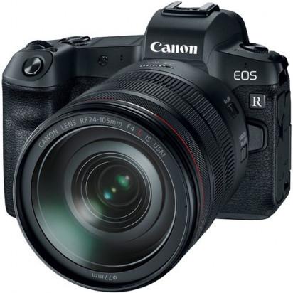 Фотоаппарат Canon EOS R kit RF 24-105mm f/4-7.1 STM
