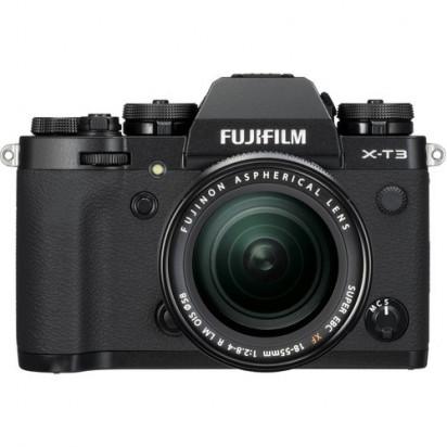 Фотоаппарат Fujifilm X-T3 kit XF 18-55mm f/2.8-4 R LM OIS