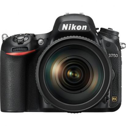 Фотоаппарат Nikon D750 kit AF-S 24-120mm f/4G ED VR без WiFi