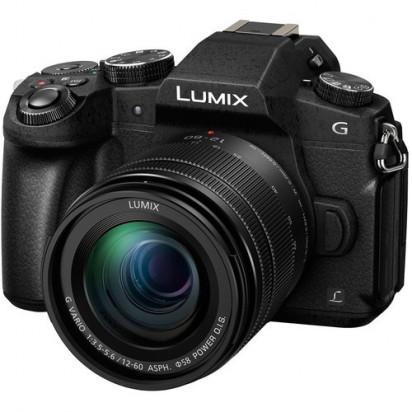Фотоаппарат Panasonic Lumix DMC-G85M kit 12-60mm f/3.5-5.6