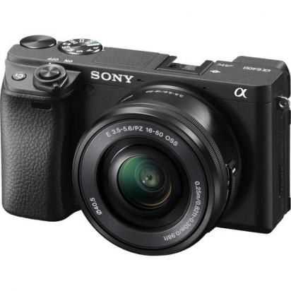 Фотоаппарат Sony Alpha A6400 kit 16-50mm