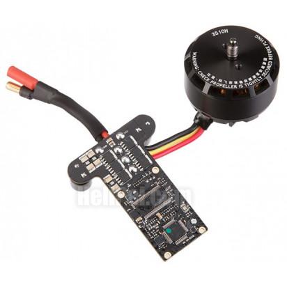 Мотор правого вращения DJI 3510H Motor + ESC Set (CW) (for Inspire 1 Pro / V2.0)