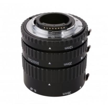 Макро кольца с автофокусом на Nikon