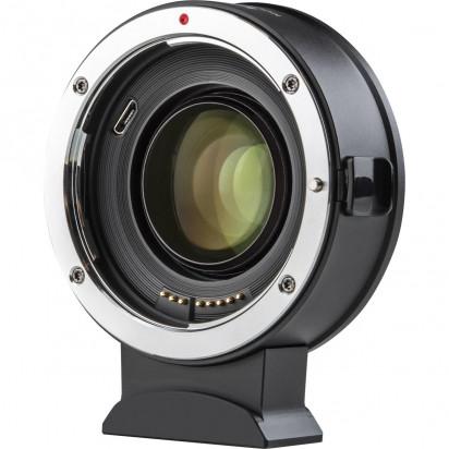 Переходник Viltrox EF-Z2 Speed Booster (объективы Canon EF на камеры Nikon Z)