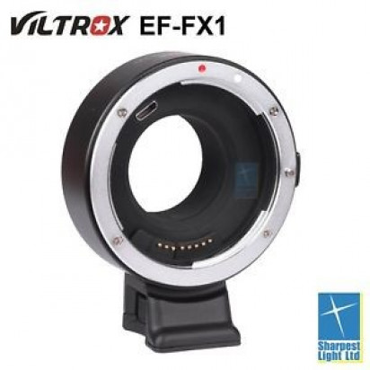Переходник Viltrox EF-FX1 с Canon на Fujifilm