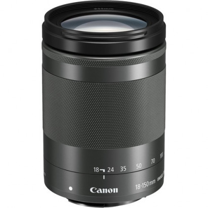 Объектив Canon EF-M 18-150mm f/3.5-6.3 IS STM