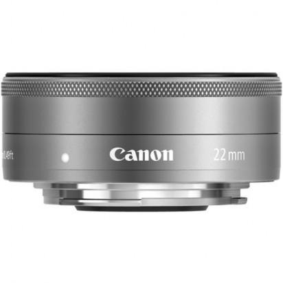 Объектив Canon EF-M 22mm f/2 STM