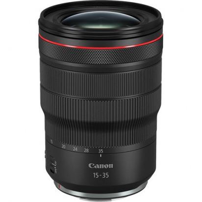 Объектив Canon RF 15-35mm f/2.8L IS USM
