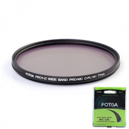 Фильтр Fotga PRO1-D Ultraslim MC CPL 49mm