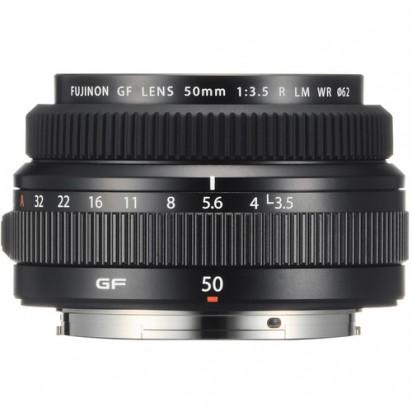 Объектив FUJIFILM GF 50mm f / 3.5 R LM WR