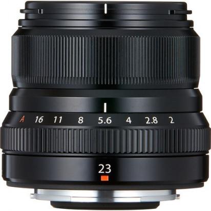 Объектив Fujifilm XF 23mm f/2 R WR