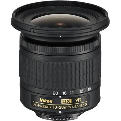 Объектив Nikon AF-P DX NIKKOR 10-20mm f/4.5-5.6G VR