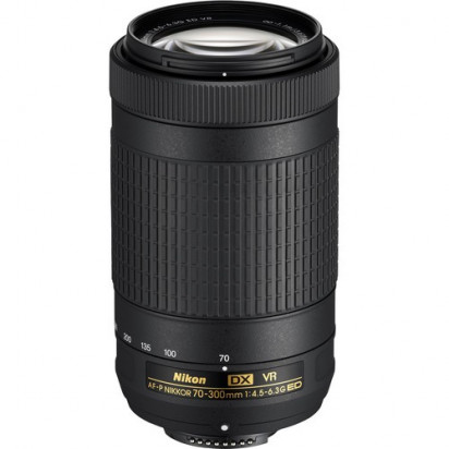 Объектив Nikon AF-P DX NIKKOR 70-300mm f/4.5-6.3G ED