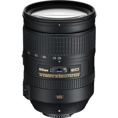 Объектив Nikon AF-S NIKKOR 28-300mm f/3.5-5.6G ED VR