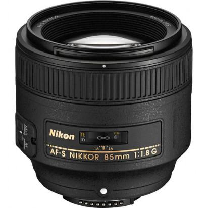 Объектив Nikon AF-S NIKKOR 85mm f/1.8G