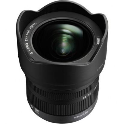 Объектив Panasonic Lumix G Vario 7-14mm f/4 ASPH.