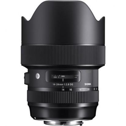 Объектив Sigma 14-24mm f/2.8 DG HSM Art для Nikon