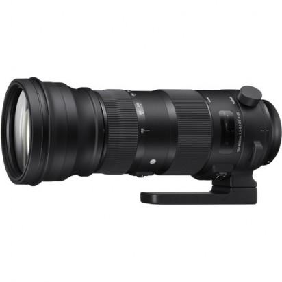 Объектив Sigma 150-600mm f/5-6.3 DG OS HSM Sports для Canon