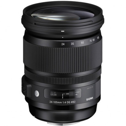 Объектив Sigma 24-105mm f/4 DG OS HSM Art для Canon