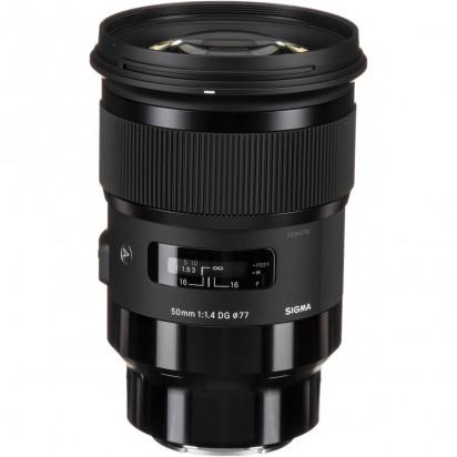 Объектив Sigma 50mm f/1.4 DG HSM Art L-mount