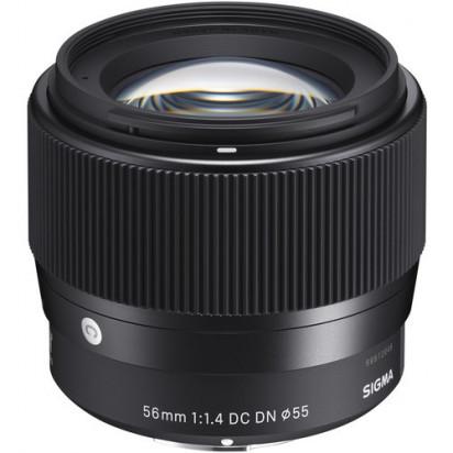 Объектив Sigma 56mm f/1.4 DC DN Contemporary для MFT Mount