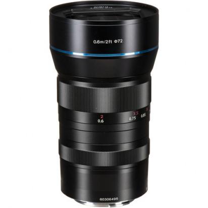Объектив Sirui 24mm f/2.8 Anamorphic 1.33x Lens для MFT Mount