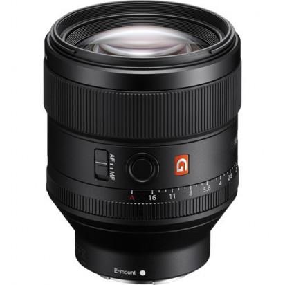 Объектив Sony FE 85mm f/1.4 GM