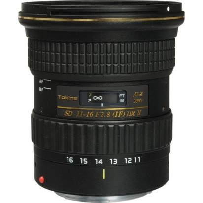 Объектив Tokina AT-X 11-16mm f/2.8 Pro DX-II для Nikon