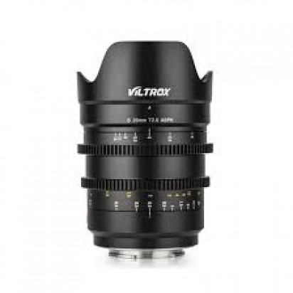 Объектив Viltrox S 20MM T2.0 ASPH E-Mount for Sony