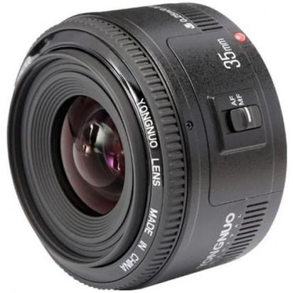 Объектив Yongnuo YN 35mm f/2.0 для Canon
