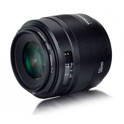 Объектив Yongnuo YN 50mm f/1.4 для Canon