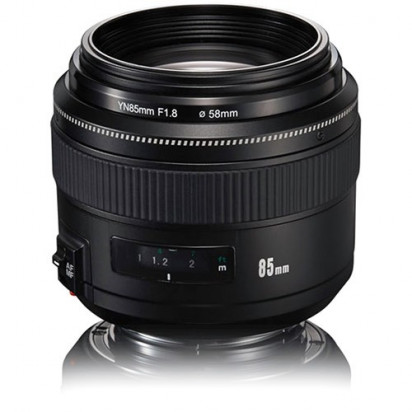 Объектив Yongnuo YN 85mm f/1.8 для Canon
