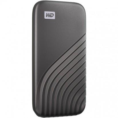 Внешний жесткий диск WD 2TB My Passport SSD USB 3.2 Gen 2