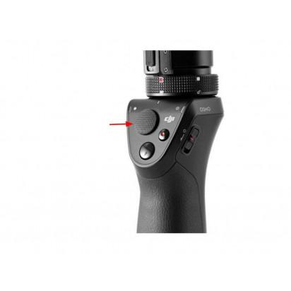 DJI Osmo joystick button