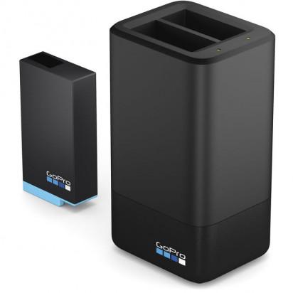 Зарядное устройство Dual Battery Charger для Gopro MAX 360