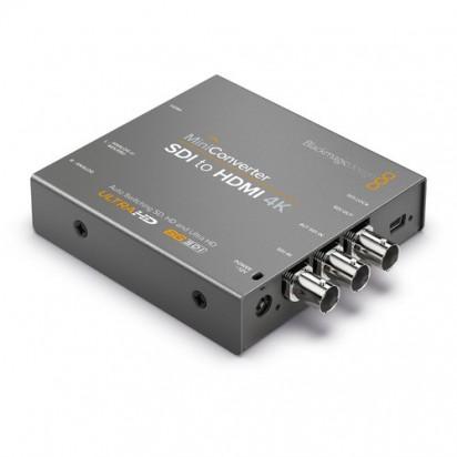 Конвертер Blackmagic Design Mini Converter 6G-SDI to HDMI 4K