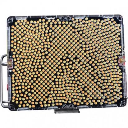 Светодиодная панель Aputure Amaran Tri-8c Bicolor with V-Mount Battery Plate